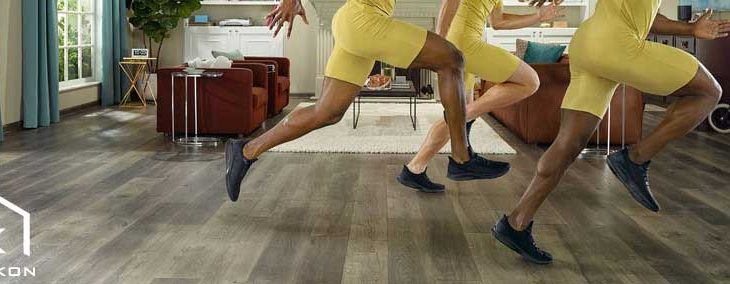 مقاومت انواع کفپوش لمینت