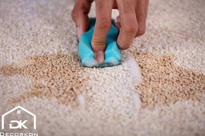 wash carpet