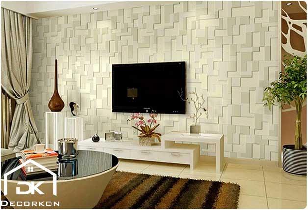 انواع کاغذ دیواری