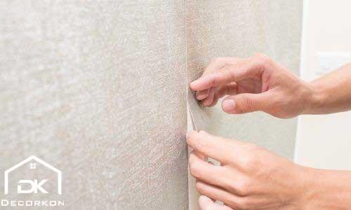 بازسازی کاغذ دیواری